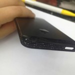 black diamond and black housing for iphone 5