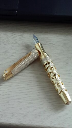 luxury diamond pen