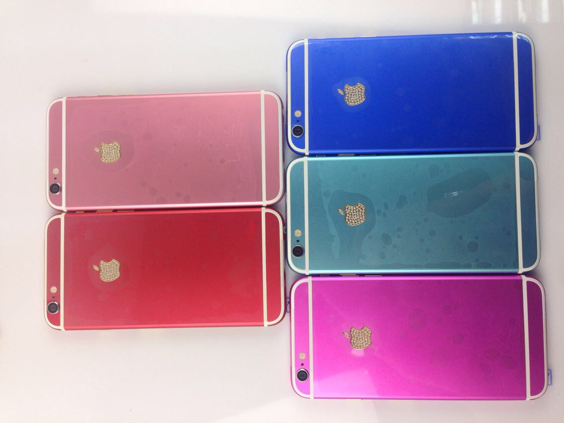 iPhone 6 colorful housing stock sale – The Best Luxury Phone ...